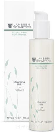 Janssen Нежное молочко для деликатного очищения кожи Organics , 500 мл ж очищающее молочко с золотом bio gold milk 90г pulanna