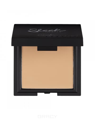 Sleek MakeUp Пудра компактная Suede Effect (2 оттенка) cc крем для лица sleek makeup sleek makeup cc cream