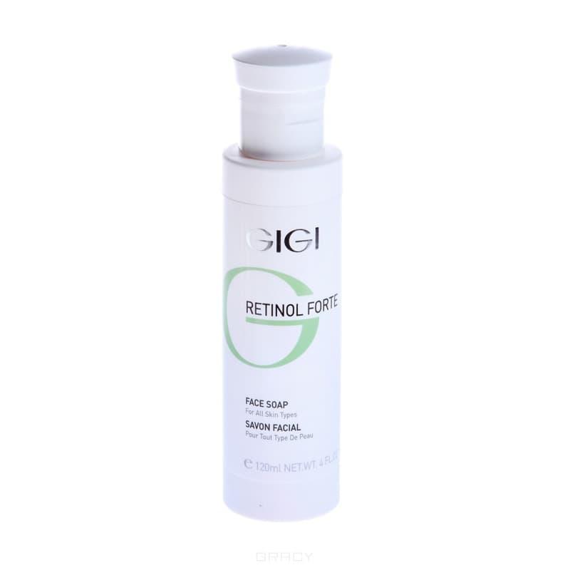 GiGi Мыло жидкое для лица Retinol Forte Face Soap, 120 мл