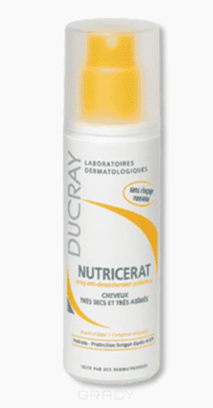 Ducray Защитный спрей для сухих волос, 75 мл вода ducray иктиан увлажняющая мицеллярная вода 400 мл
