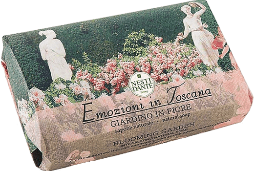 Nesti Dante Мыло Цветущий сад, 250 гр. nesti dante мыло horto botanico огурец 250 г