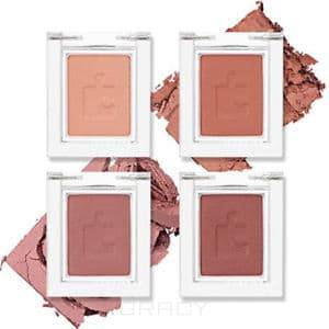 Holika Holika Тени для глаз Пис Мэтчинг Piece Matching Shadow, 2 г (41 оттенок), Красно- коричневый MRD02 Red Velvet, 1 шт
