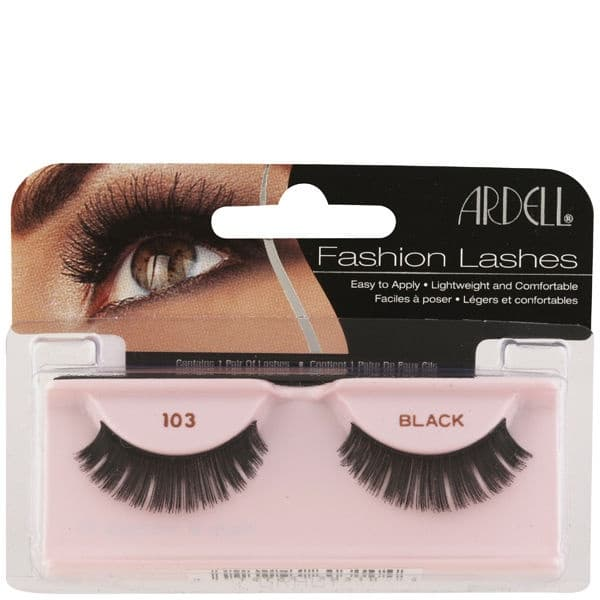 Ardell Накладные ресницы Fashion Lashes 103 накладные ресницы ardell magnetic strip lash double demi wispies цвет double demi wispies variant hex name 000000
