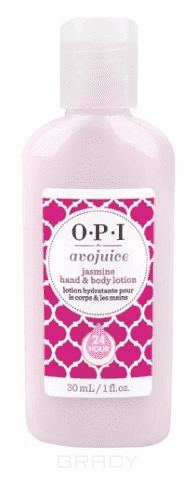OPI Лосьон для рук Жасмин Avojuice, 600 мл opi лосьон для рук и тела opi avojuice skin quenchers spiced persimmon hand
