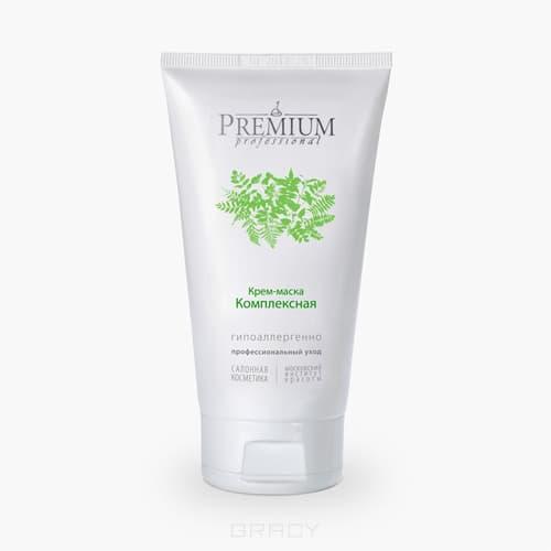 Premium Крем-маска Комплексная, 150 мл ГП070070, Крем-маска Комплексная, 150 мл ГП070070, 150 мл premium крем маска фосфолипидная салонная косметика премиум premium гп070025 150 мл