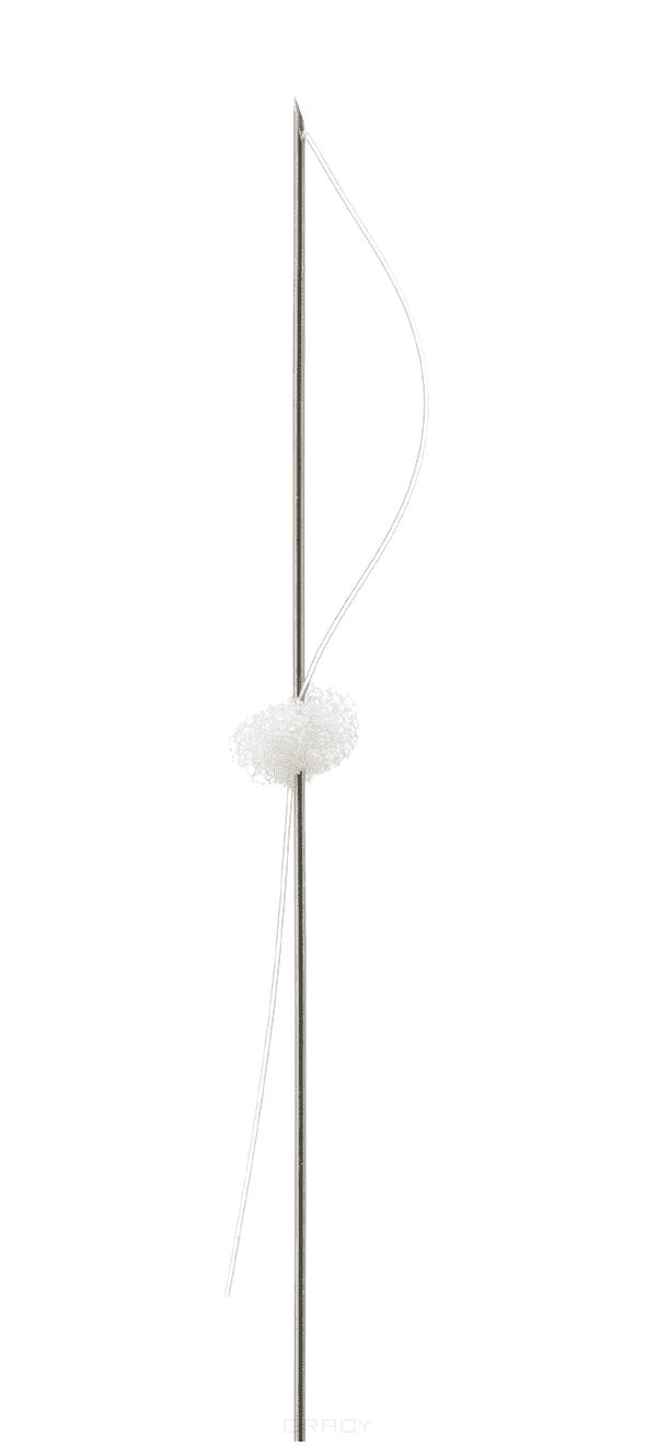 Balance Med Esthetic Нити Моно для лифтинга Cara Mono Clear Thread, M2660С, 60 мм (20 шт.) balance med esthetic пептидный антицеллюлитный концентрат fat burn solution 5 мл