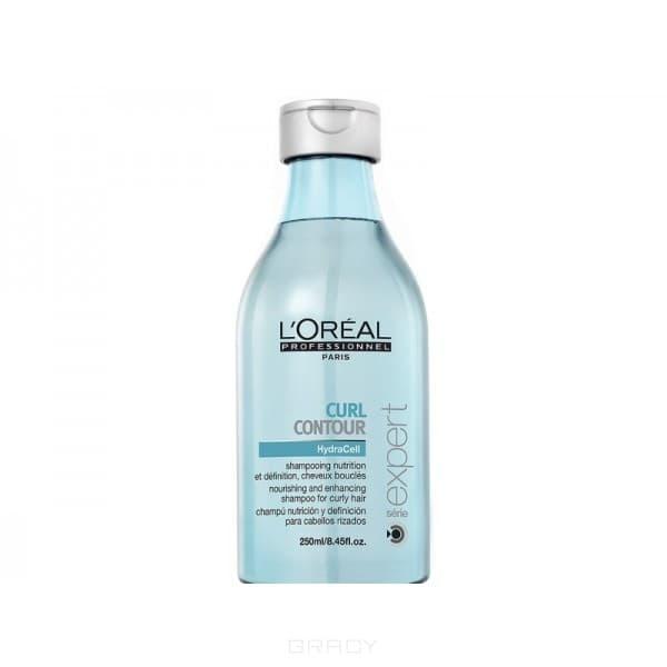 LOreal Professionnel Шампунь для четкости контура завитка для вьющихся волос Serie Expert Curl Contour Shampoo, 250 мл