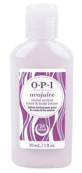 OPI Лосьон для рук Орхидея Avojuice, 28 мл opi avojuice лосьон для рук