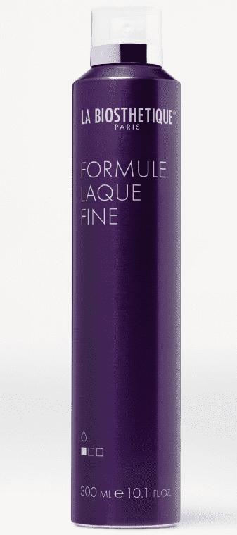 La Biosthetique Аэрозольный лак для тонких волос Formule Laque Fine, 300 мл la biosthetique кондиционер маска для тонких волос creme fine hair 1 л