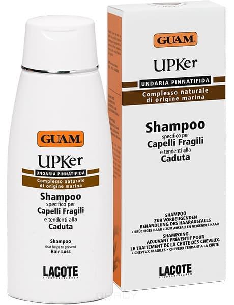 Guam Шампунь для ломких волос UPKer, 200 мл шампунь кря кря дыня 200 мл