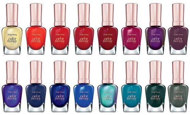 Sally Hansen Лак для ногтей Color Therapy, (22 тона), тон 200, 14 мл лак для ногтей sally hansen color therapy™ 200 цвет 200 powder room variant hex name dcc1ba